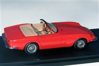 1967 Intermeccanica Italia in Red 1:43 Factory Flawed
