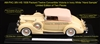 1938 Packard Twelve Convertible Victoria 1:43 Original Prototype