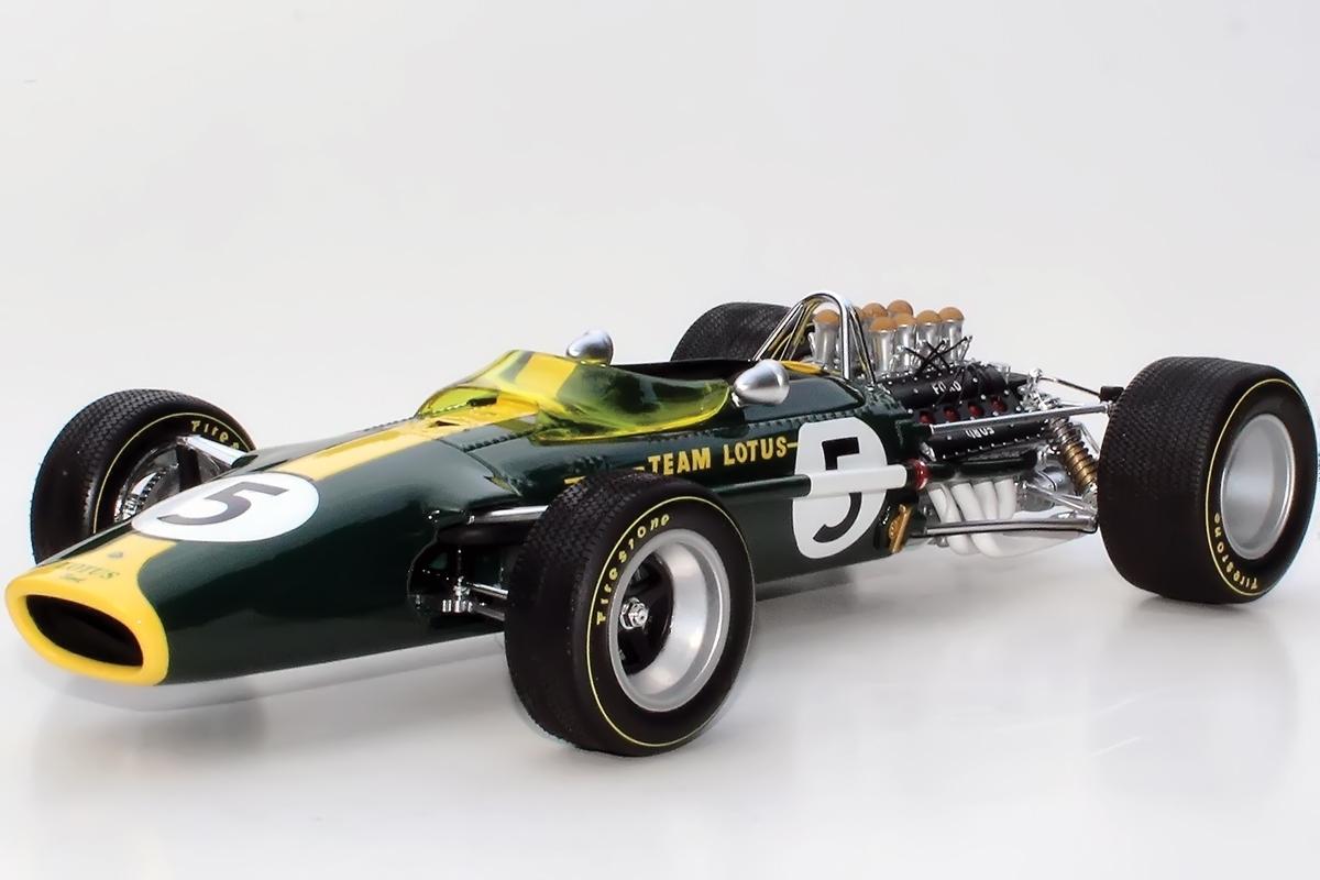 1967 Lotus 49 Jim Clark 1:12