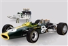 1967 Lotus 49 Jim Clark & Ford 3-Litre Twin Cam DFV Set 1:12