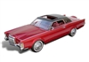 1971 Lincoln Continental Mark III Barn Find Edition Red Moondust 1:24