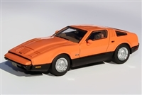 1974 Bricklin SV1 Barn Find Orange 1:43