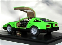 1974 Bricklin SV1  Founders Edition in Safety Green 1:43 Hand-signed by Herb Grasse