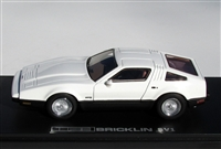 1974 Bricklin SV1  Safety White 1:43 Last ONE