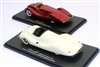 1948 Timbs Streamliner Set of 2 Cars 1:43