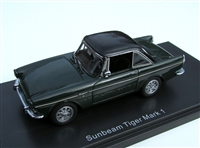 1964 Sunbeam Tiger BRG Press Car 1:43