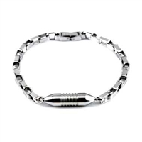 Stainless Steel Cremation Bracelet