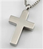 Simple Stainless Steel Cross