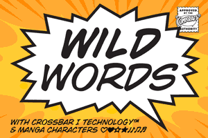 Wildwords font