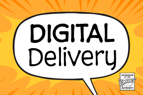 Digital Delivery font