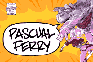 Pascual Ferry font