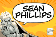 Sean Phillips font