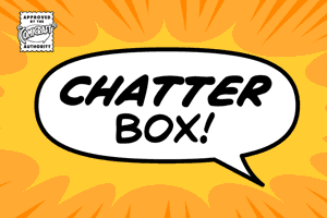 Chatterbox font