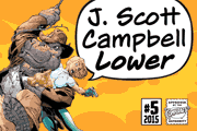 J. Scott Campbell Lower font