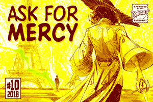 Ask For Mercy font