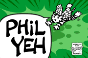Phil Yeh font