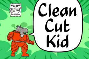 Clean Cut Kid font