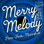 Merry Melody font