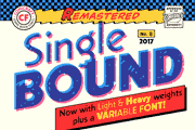 Single Bound font