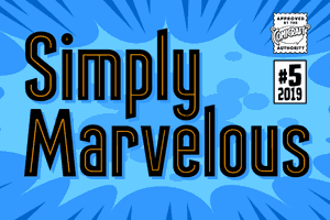 Simply Marvelous font
