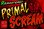 Primal Scream font