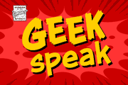 Geek Speak font