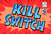 KillSwitch font