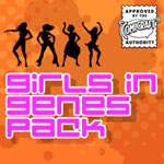 Girls In Genes Pack
