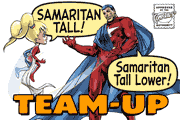 Samaritan Tall Team-up