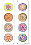 BMK-03 The Yantras Bookmark