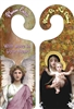 DH-06 Angel/Mary - Door Hanger