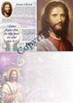 GC-01 Jesus Christ Greeting Card