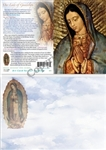 GC-04 Our Lady of Guadalupe Greeting Card
