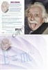 GC-10 Albert Einstein Greeting Card