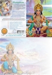 GC-29 Hanuman Greeting Card