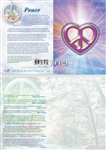 GC-37 Peaceful Heart Greeting Card