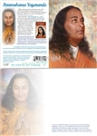 GC-40 Paramahansa Yogananda Greeting Card