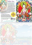 GC-48 White Tara Greeting Card