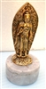 "The Buddha - 3.75"" tall - 24KT Gold-Plated Figurine (GF-10)"