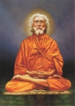 "PS-04 Sri Yukteswar - 5"" x 7"" Fine Art Print FREE WITH PURCHASE"
