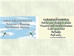 WA-145 Love Abundantly - Wallet Altar