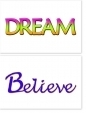 WA-237 Main Dream - Believe - Wallet Altar