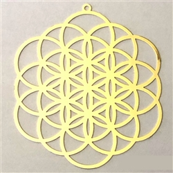 "Expanded Flower of Life 2"" Grid"