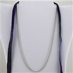 "Sterling Silver 925 20"" Snake Chain Necklace"