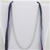 "Sterling Silver 24"" Chain Necklace"