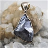 Pendant Silicon Crystal Sterling Silver
