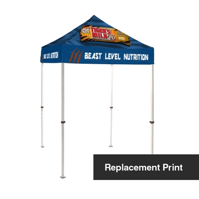 5 ft Canopy Tent - Replacement Print  sc 1 st  Signworld America & ft Canopy Tent - Replacement Print