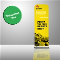Fabric Print for PWT424 2ft - Replacement Print