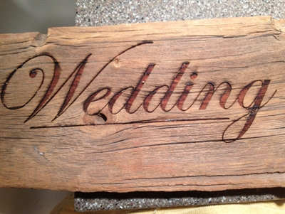 Wood CNC Laser Cutting and Engraving