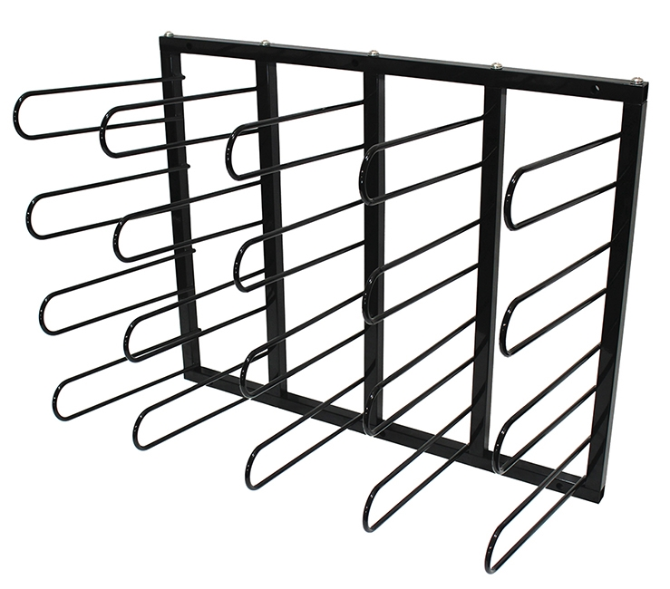 Merveilleux Vinyl Roll Wall Mount Storage Rack  20 Rolls